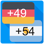 Country Code icon