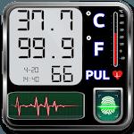 Body Temperature Checker Diary : Info History Log icon