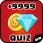 Quiz For Free Fire Diamonds icon