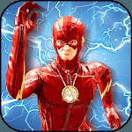 Super Speed Flash Hero Games icon