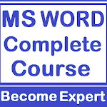 Learn MS Word (Basic & Advance) icon