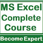 Learn MS Excel (Basic & Advance Course) icon