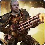 Machine Guns & Heavy Weapons Gun War Simulation icon