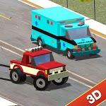 Toy Car : Traffic Racer Simulator icon