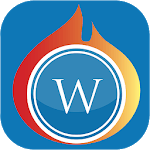 Whalen Fireplace Bluetooth App icon