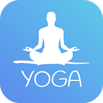 Yoga Workout by Sunsa. Yoga workout & fitness icon