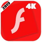 flash player with android icon