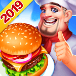 Cooking Hot - Crazy Restaurant Kitchen Game APK icon