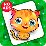 Flashcards Game for Toddlers & Preschool Kids icon