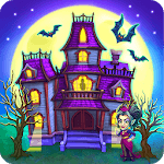 Monster Farm: Happy Halloween Game & Ghost Village APK icon
