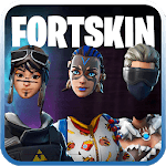 FortSkin - Skin creator Battle Royale icon