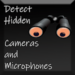 Detect Hidden Cameras and Microphones- Detect Bugs for pc icon