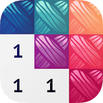 Cross Stitch Club — Coloring by Number icon