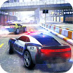 Police Car Chase Challenge Pursuit  2019 icon