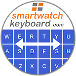 Smartwatch Keyboard for (Android) Wear OS. APK icon
