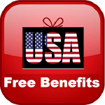 Free Benefits from US Government -  All States icon