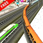 Subway Train Racing 3D 2019 icon