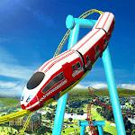 Roller Coaster Train Simulator 2018 for pc icon