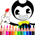 Bendy Coloring icon