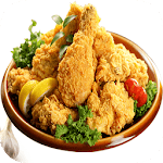 Chicken Fry Recipe : Fried Chicken Recipe icon