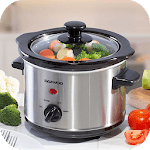 Slow Cooker Recipes: Crockpot Slow Cooker Recipes icon