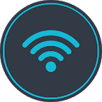 Free WiFi - 5g, 4g speed test icon