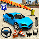 Car Parking Driver Test icon
