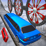 Extreme Limo Car Gt Stunts 2019 icon