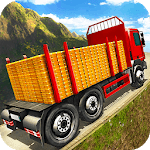 Uphill Gold Transporter Truck Drive for pc icon