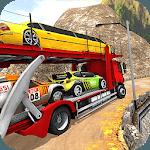 Vehicle Transporter Trailer Truck Game APK icon