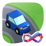 Road Trip FRVR - Connect the Way of the Car Puzzle APK icon