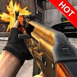 Counter Swat Gun Strike - Free Shooter Game icon
