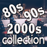 80s 90s 2000s Music COllection icon