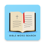 Bible Word Search with Bible Definitions for pc icon