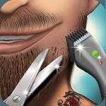 Barber Shop Hair Salon Beard Hair Cutting Games APK icon