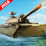 Army Tank Battle War On Water : Armoured Vehicle icon