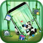 Bamboo Panda Emoji Theme icon