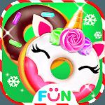 Cook Donut Maker - Unicorn Food Maker icon