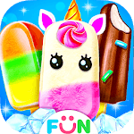 Unicorn Icepop - Ice Popsicles Mania icon