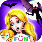 Vampire Love1-Vampire Girl Rescue Pets icon