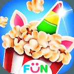 Unicorn Popcorn Maker-Unicorn Food icon