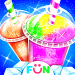 Unicorn Slushie Maker – Icy Slushy Magic Games icon