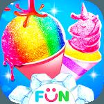 Ice cone maker- Unicorn Snow Cone icon