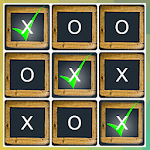 Tic Tac Toe Offline Game India for pc icon