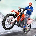 Mega Bike Racing - Moto Stunt Race 2019 APK icon