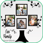 Photo Frame - Tree Frame icon