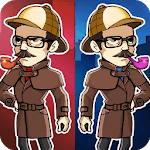 Find The Differences - Detective Story APK icon