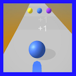 Road Ball Color icon