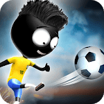 Kickshot - Stickman Soccer icon