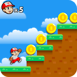 Super Adam Adventure 2 - More Levels icon